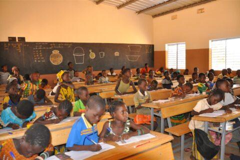 Burkina Faso Scuola