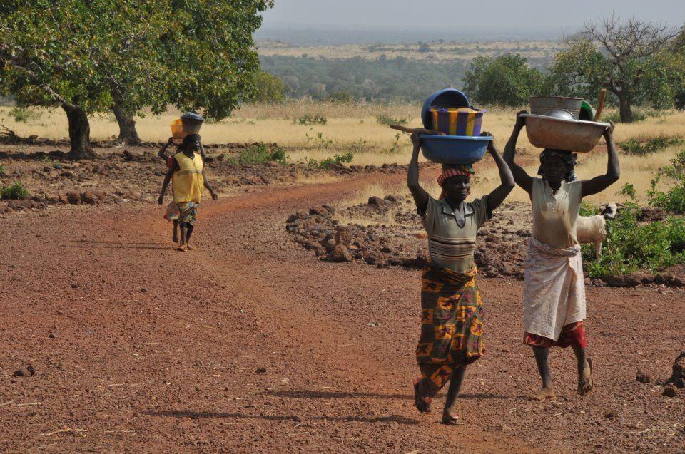 Aiuti umanitari Burkina Faso